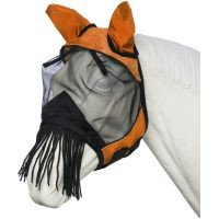 Tough 1® Deluxe Comfort Mesh Fly Mask with String Nose