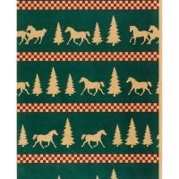 Wrap Holiday/Horse