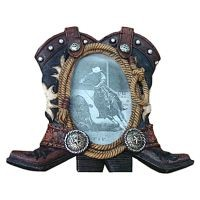 Cowboy Boots Frame