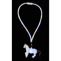Horse Led Necklace