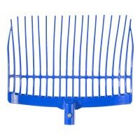 Pro Pick Rounded Stall Fork Head