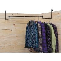 Large Traveling Clothes Bar