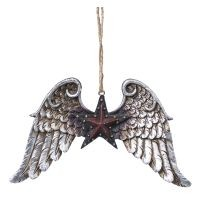 Ornament Wings/ Star/ Studs