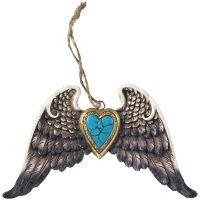 Ornament Wings/ Heart