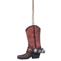 Ornament Red Boot