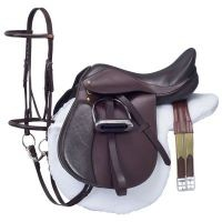 EquiRoyal Regency Event Winner Saddle Package Wide Tree