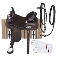Eclipse by Tough 1 Elite Competition Saddle 5 Piece Package