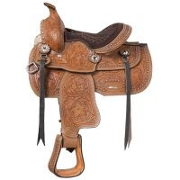 Braden Trail Pony Saddle Package