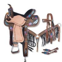 Delilah Collection 5 Piece Saddle Package