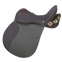 EquiRoyal EquiRoyal Pro Am Trail Saddle w/ Horn