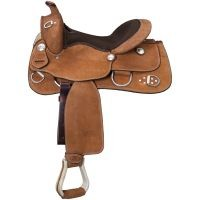 Youth Trainer Style Saddle Package