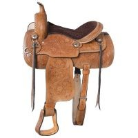 Braden Trail Pony Saddle