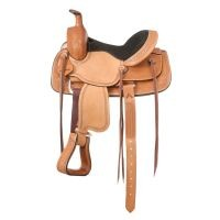 Dalton Youth Roper Saddle