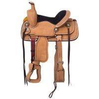 Bailey Youth Roper Saddle