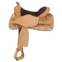 Royal King RB Auto Adjust Training Saddle