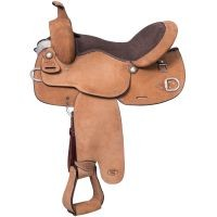 Mule Roughout Training Saddle