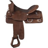Roughout Training Saddle