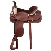 Texas Roper Saddle Package