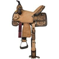 "Pendleton 12"" Youth All Around Saddle"