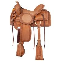 Red Oak Rancher Saddle Package