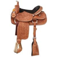 LaMesa Roper Saddle Package
