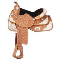 Seven Oaks Silver Show Saddle Gaited Cross
