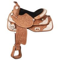 Seven Oaks Silver Show Saddle Package