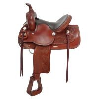 Royal King Dodge Jr. Youth Saddle