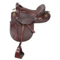 Classic Distance Rider Saddle Package