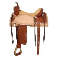 Coyote Cutter Saddle Package