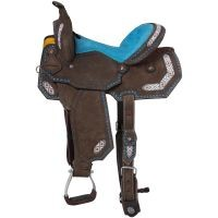 Sonora Barrel Saddle
