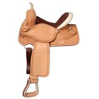 Barrel Saddle Package