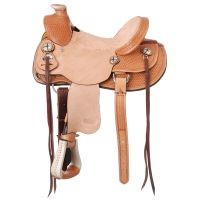 Wylie Kid Wade Saddle Package